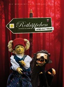 Rotkäppchen DVD-Cover Frontansicht